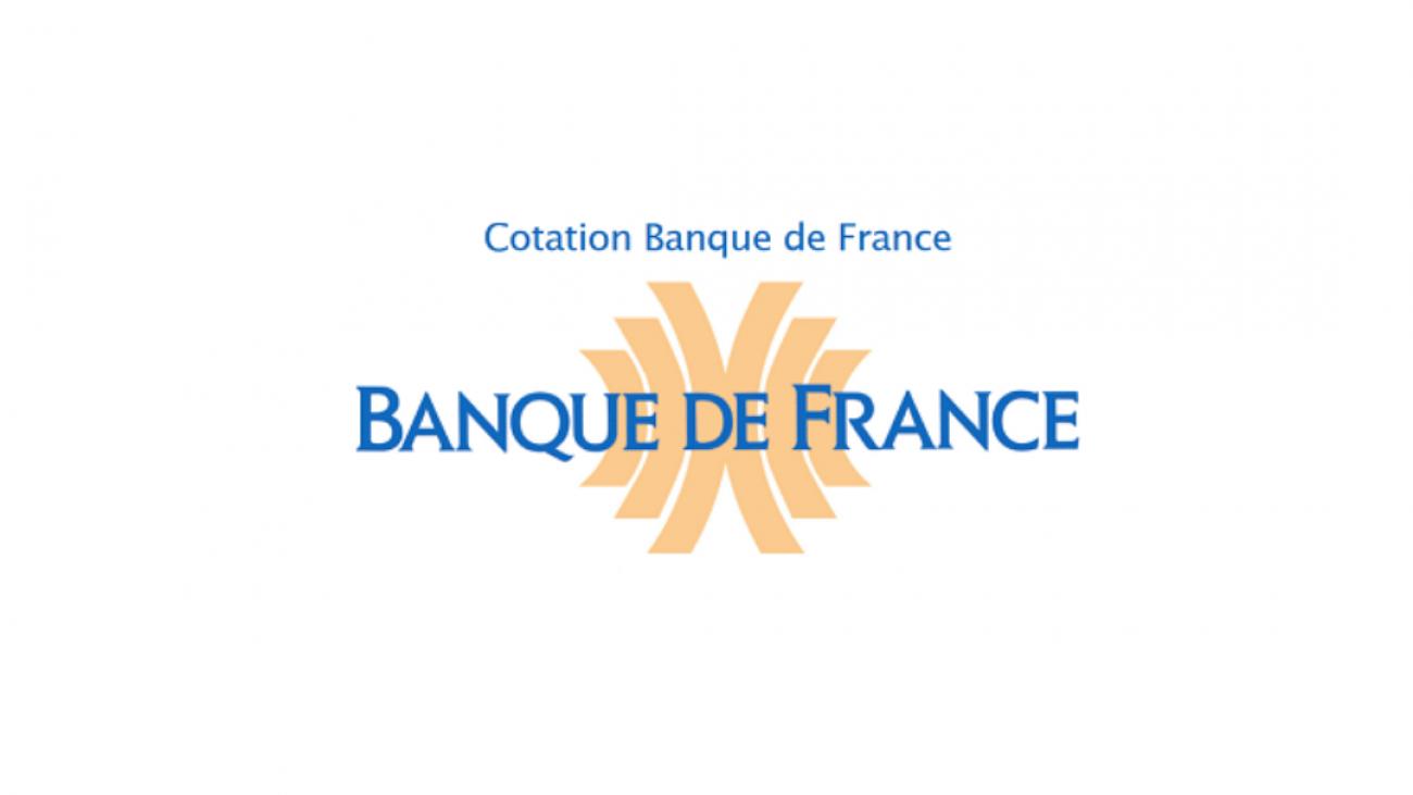 quotoation banque de france