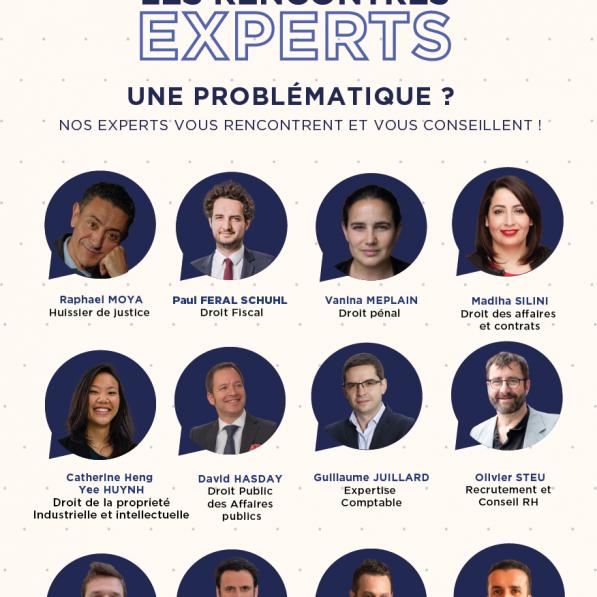 rencontres experts septembre